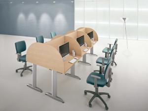 arredi ufficio call center